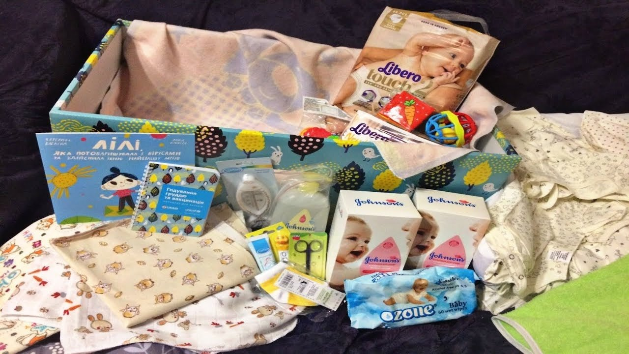 З 1 вересня в Україні «пакет малюка» видаватимуть за новими правилами