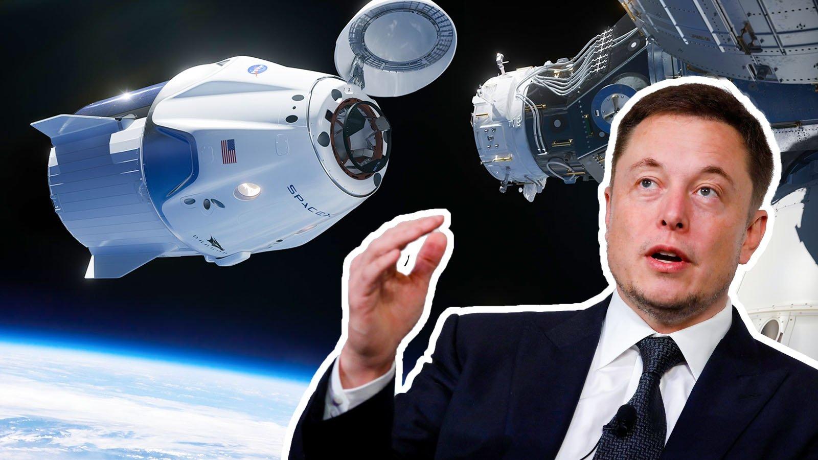 Илон Маск построит на Марсе город, несмотря на высокий риск гибели