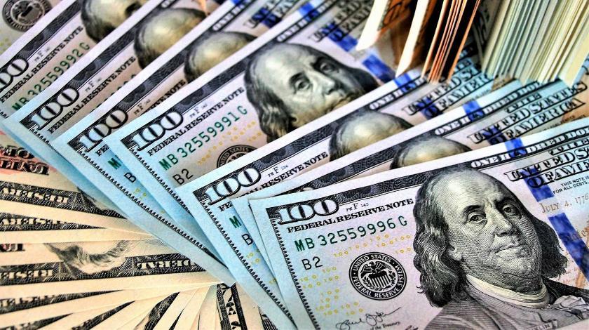 Курс доллара накануне выходных взлетел: эксперты назвали причины   - today.ua