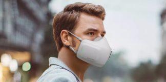 LG представила электронную защитную маску с очистителем воздуха - today.ua
