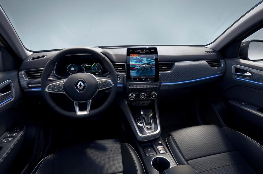 Renault Arkana, який випускає ЗАЗ, з'явиться в Євросоюзі