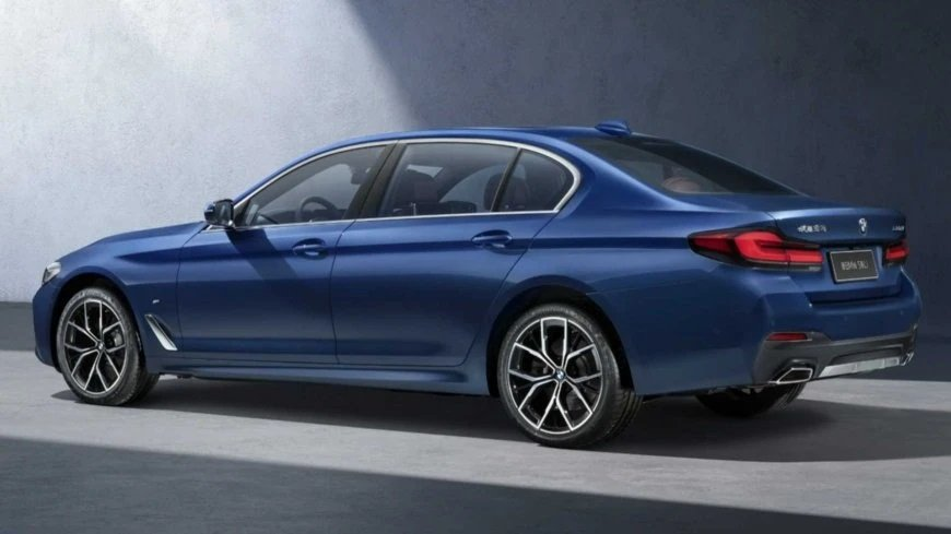 У бизнес-седана BMW 5 Series будет удлиненная версия