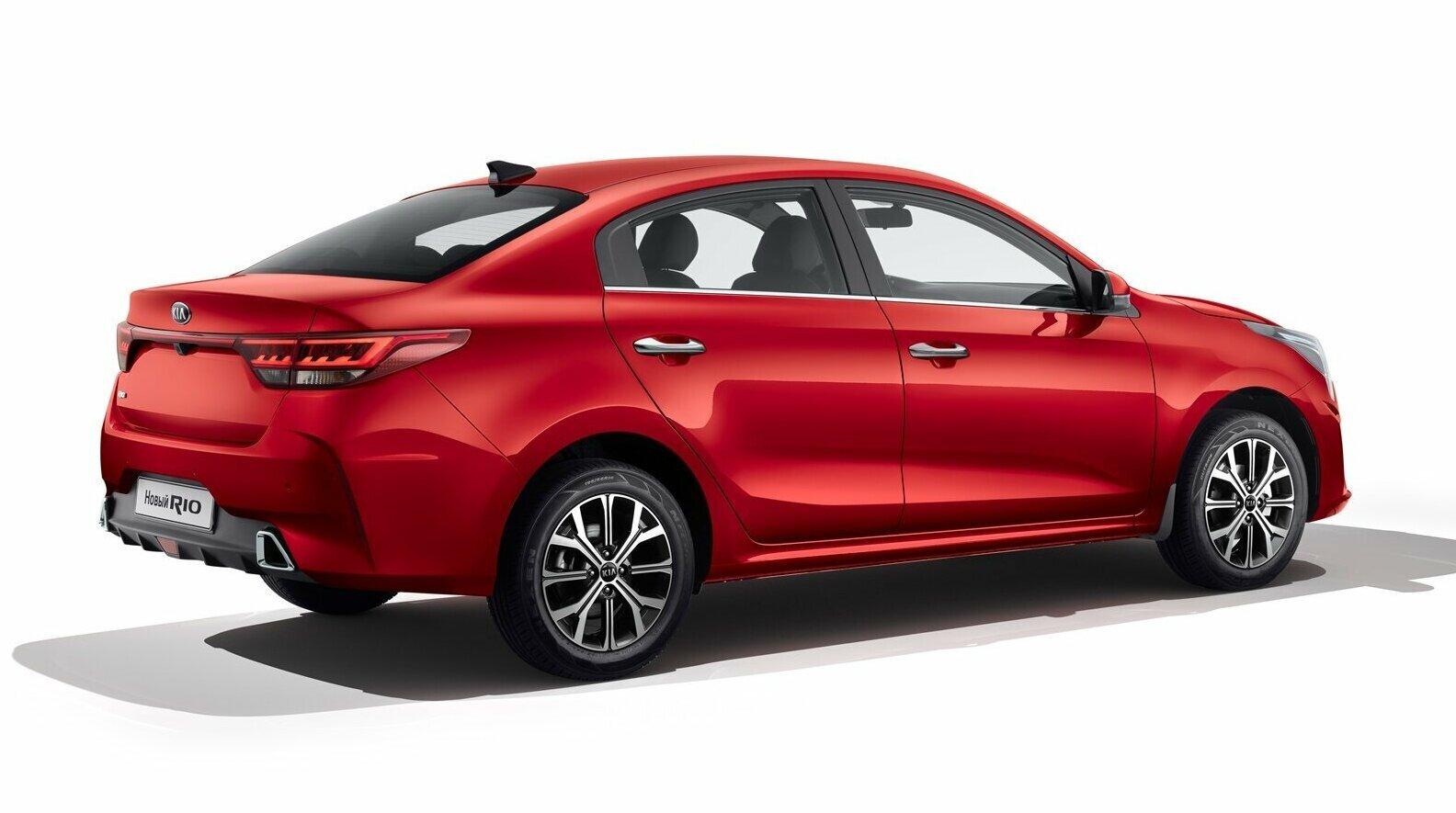 Kia почав серійне виробництво суперника Renault Logan