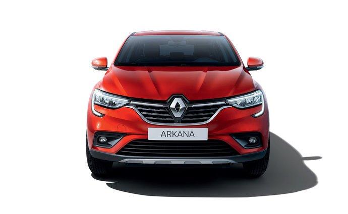 Стали відомі ціни на Renault Arkana від ЗАЗу