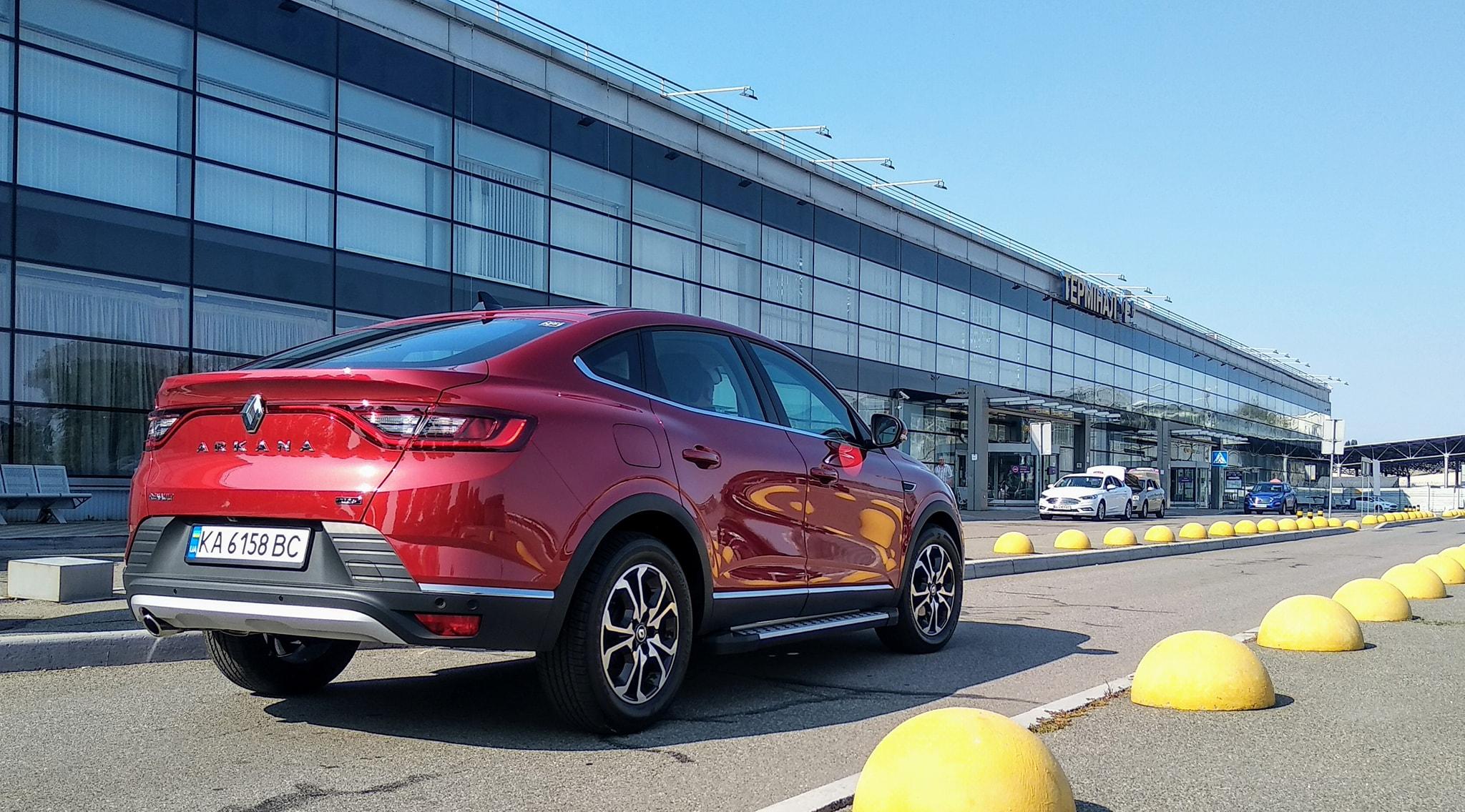 Renault Arkana від ЗАЗу вже продають за 468 тисяч гривень