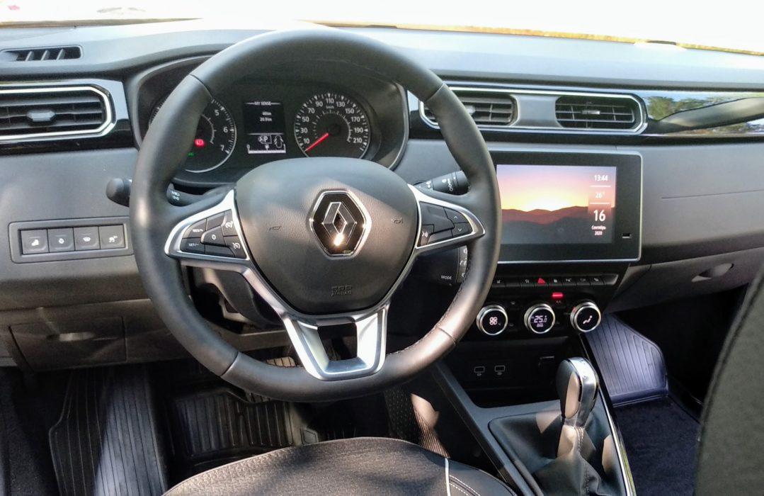 Розкрита базова комплектація кросовера ЗАЗ Renault Arkana: характеристики і фото