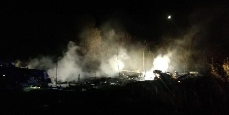 Катастрофа Ан-26 під Харковом: курсант В'ячеслав Золочевський розповів, що його врятувало