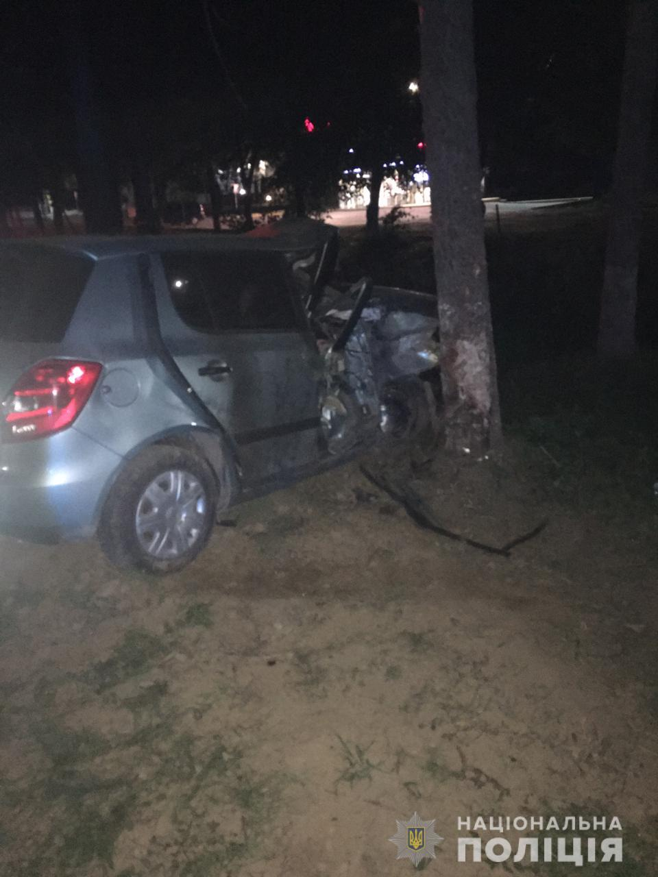 В Ужгороде пьяная водительница устроила летальное ДТП: погибла 19-летняя девушка