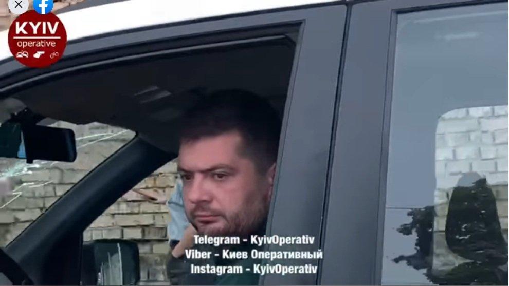 """ДТП с продюсером студии """"Квартал 95"""": хотел сбежать, но очевидцы не дали - today.ua"""