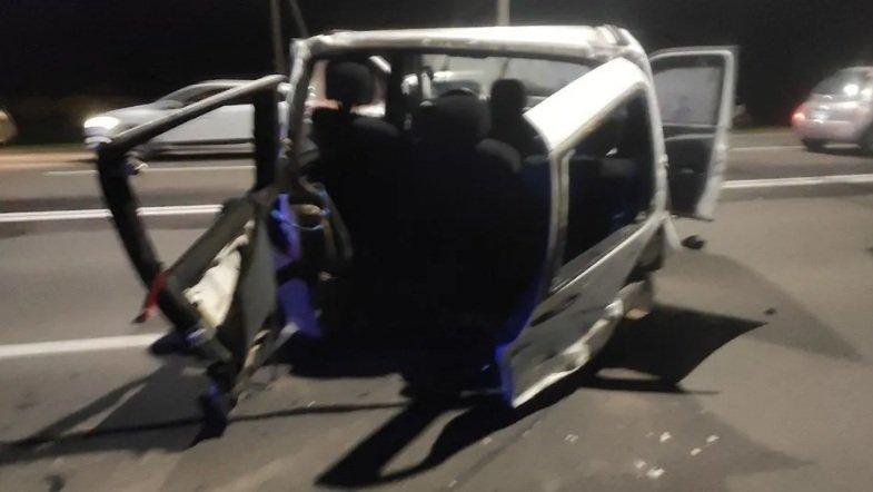 ДТП на Волині: Mercedes протаранив мікроавтобус з людьми - вижили не всі