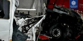 """Подробиці кривавої ДТП під Києвом: 21-річний водій каже, що у фури відмовили гальма"""" - today.ua"""