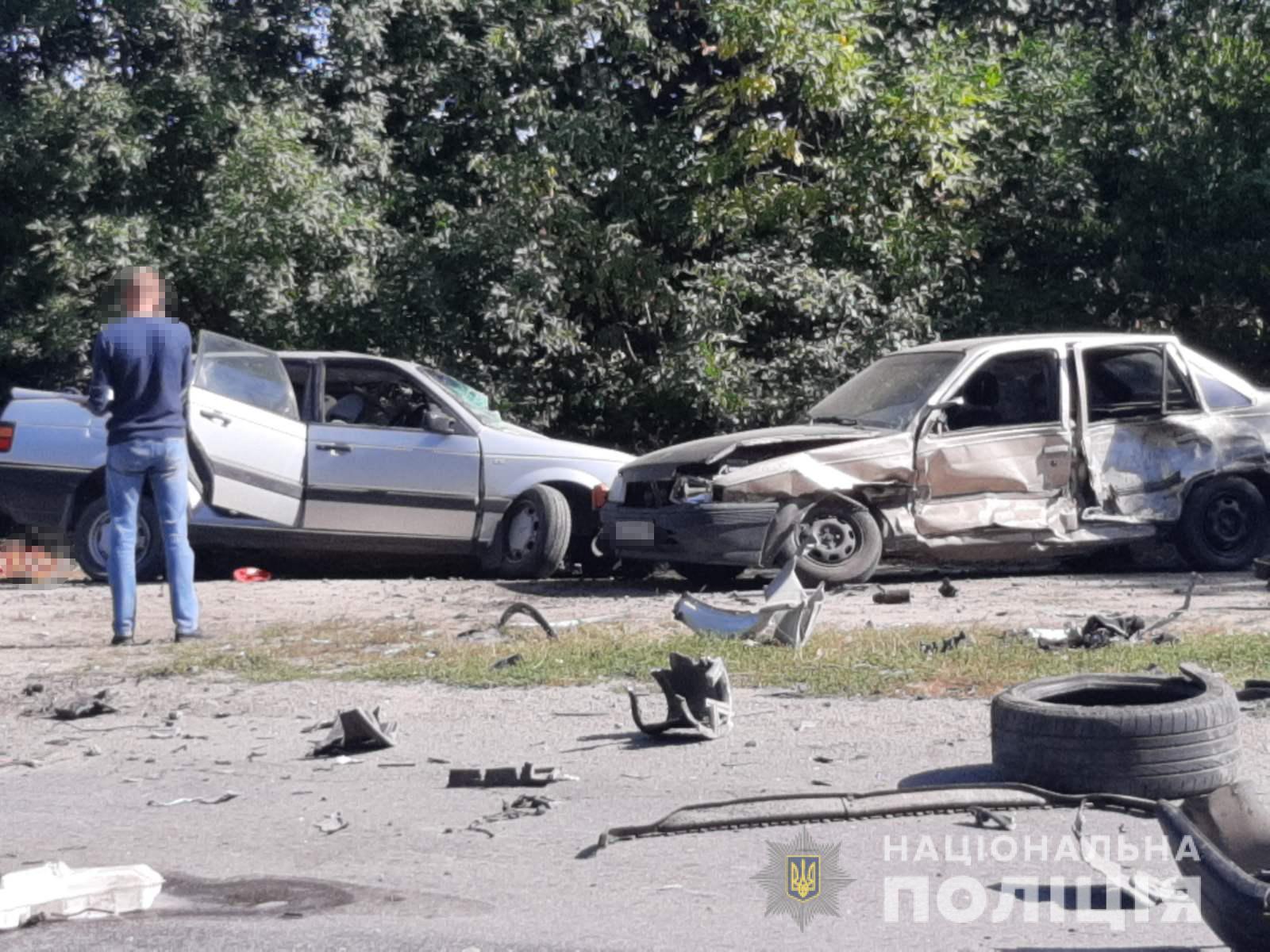 Смертельное ДТП в Винницкой области: взрослые члены семьи погибли, дети - в реанимации