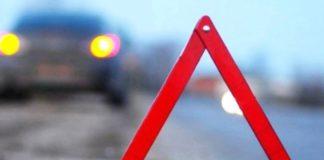 """ДТП с Аudi и полицейской машиной вблизи Киева: водитель-беглец сам вернулся на место происшествия"""" - today.ua"""
