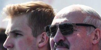 """Син Лукашенко змінив прізвище після переїзду до Москви"""" - today.ua"""