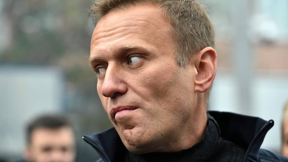 """Отрута """"Новачок"""" виявлена у Навального всюди, але в дуже малій кількості"""