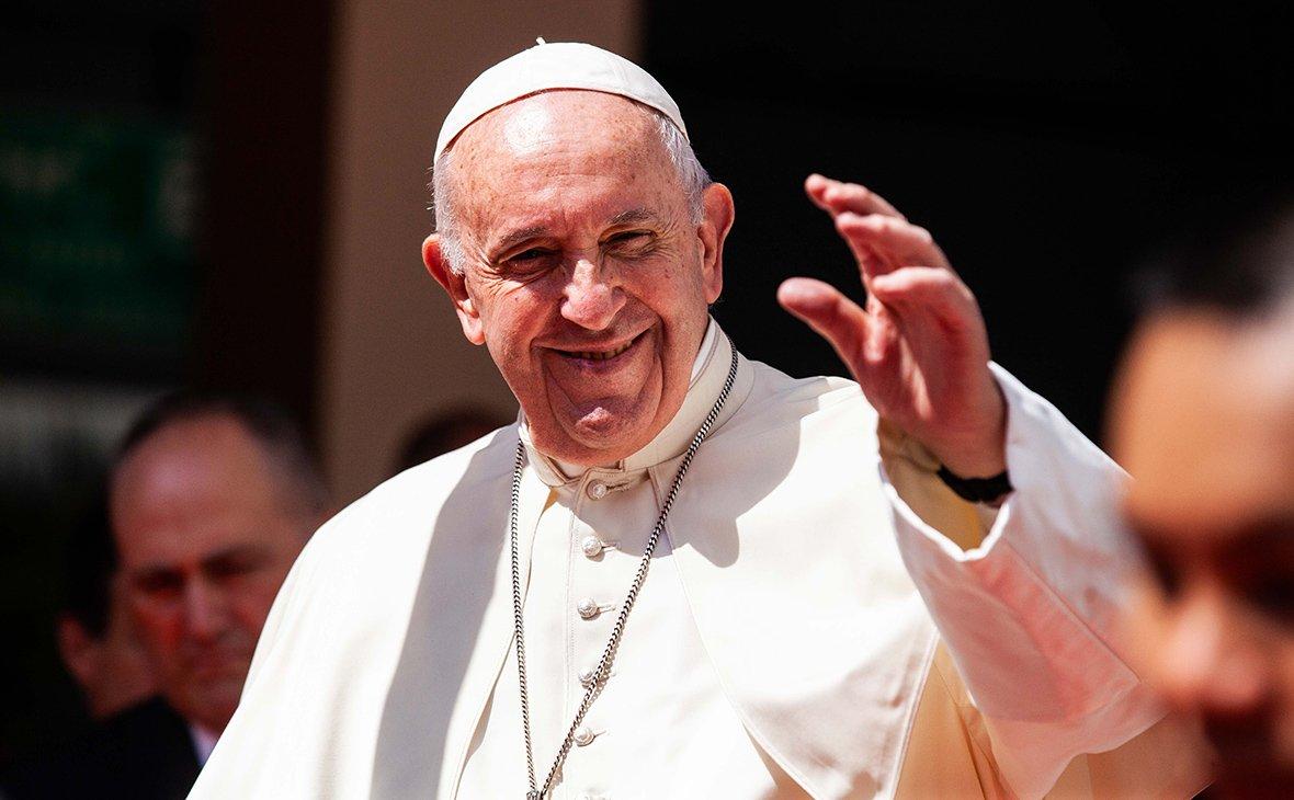 Папа Римський висловився на користь сексу і сказав, що любов переможе коронавірус - today.ua