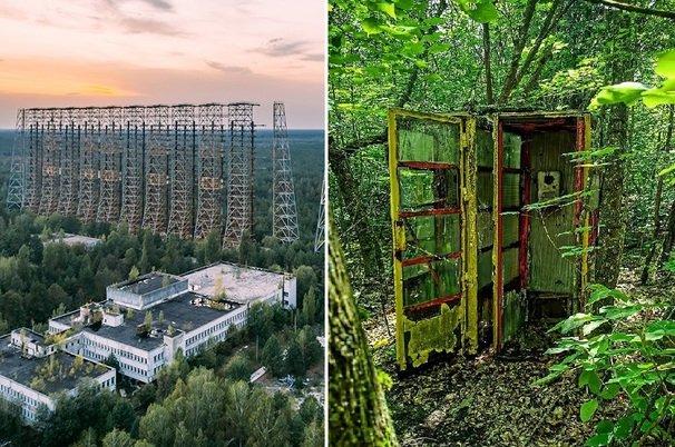 Тайны зоны отчуждения: дома в Припяти вскоре опять наполнятся человеческими голосами