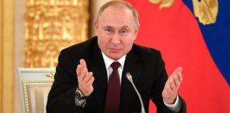 """Путіна номінували на Нобелівську премію: перші подробиці"""" - today.ua"""