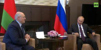 """Осень настала - Лукашенко на юг улетел: о чем президент Беларуси будет говорить в Сочи с Путиным"""" - today.ua"""