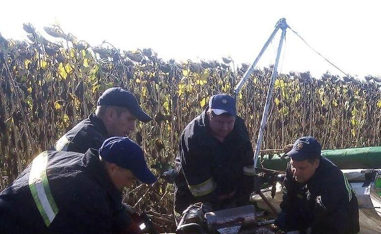 Аварія дельтаплана в Житомирській області: пілот не вижив