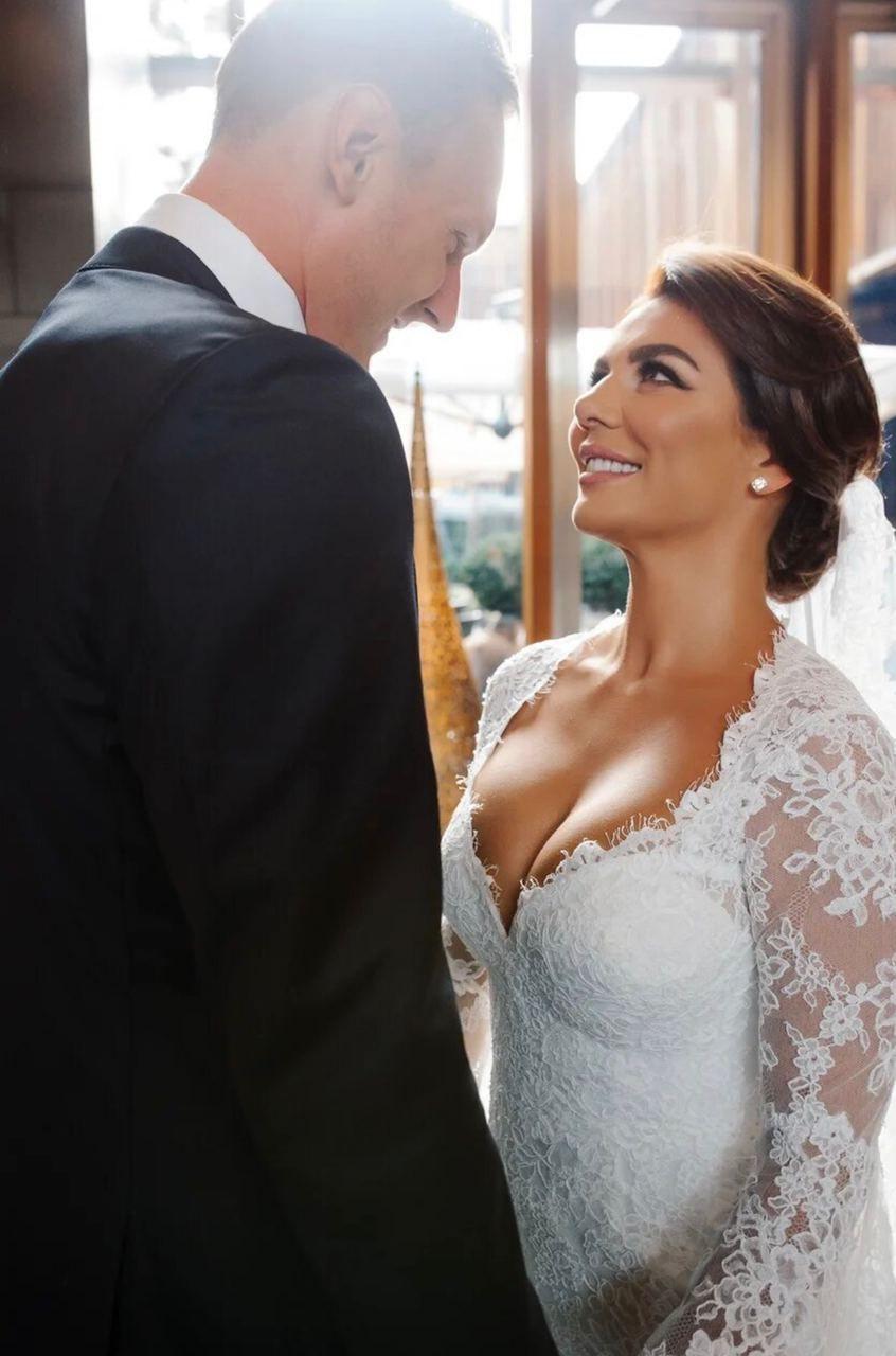 Анна Сєдокова вийшла заміж втретє: що відомо про новий шлюб зірки