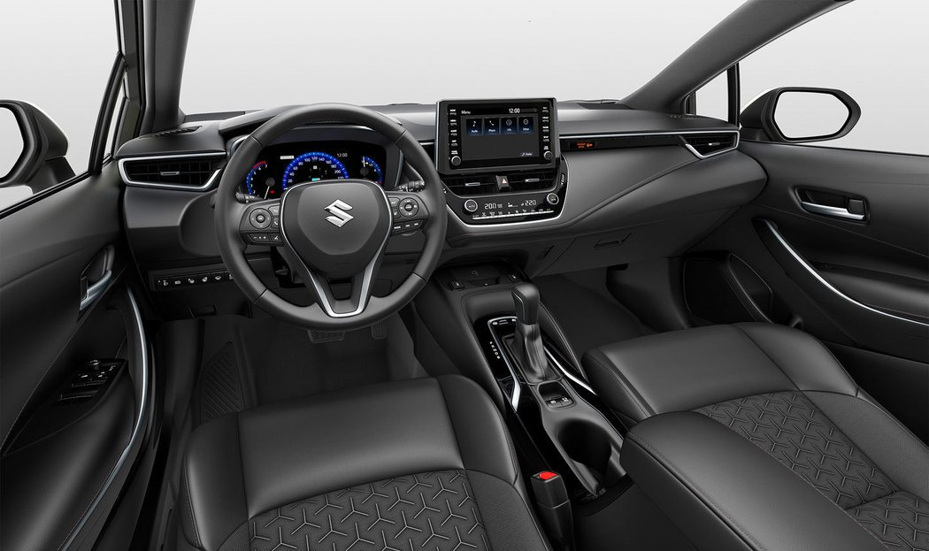 Suzuki будет выпускать Toyota Corolla: отличается только бампером