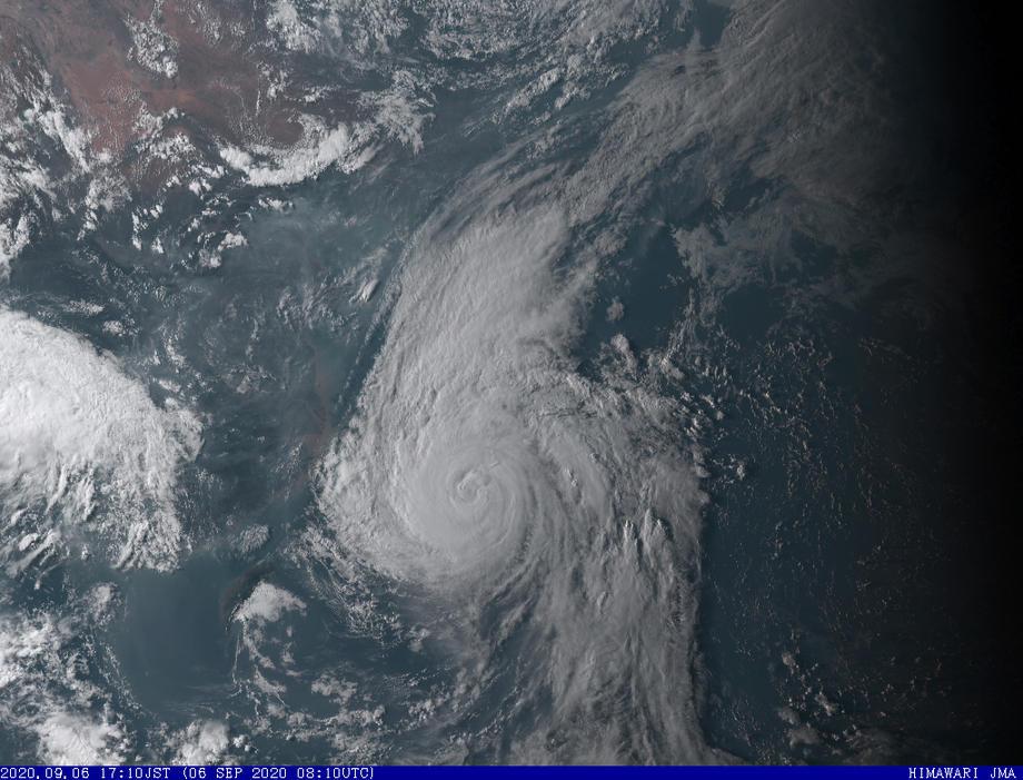 Тайфун в Японії забрав страшну жертву: в морі потонуло величезне судно з 6 тисячами душ
