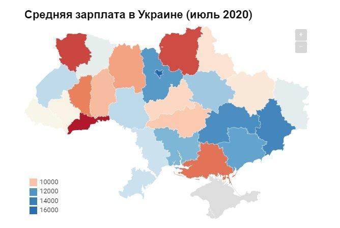 Зарплати в Україні ростуть, проте їхнє зростання відчувають не всі, - статистика