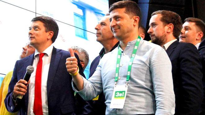 """С кем готовы создать коалицию """"Слуга народа"""": названо одно условие   - today.ua"""