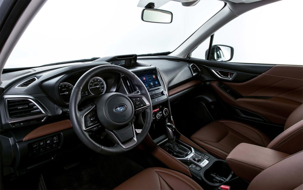Subaru Forester Sport отримав новий потужний турбомотор