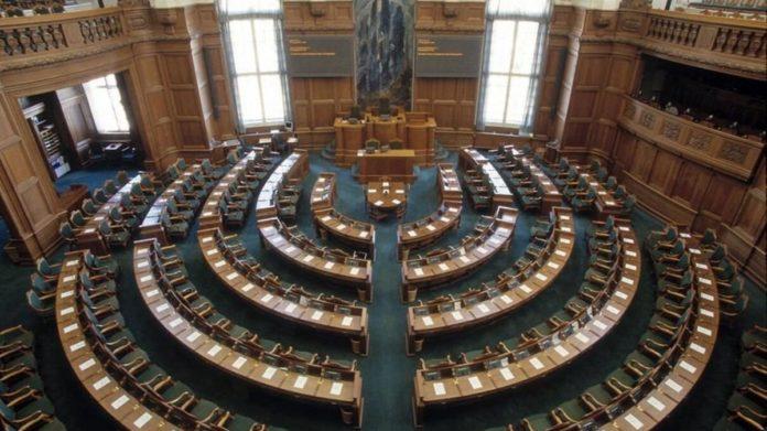 У парламенті Данії 40 хвилин невідомий видавав себе за Тихановську