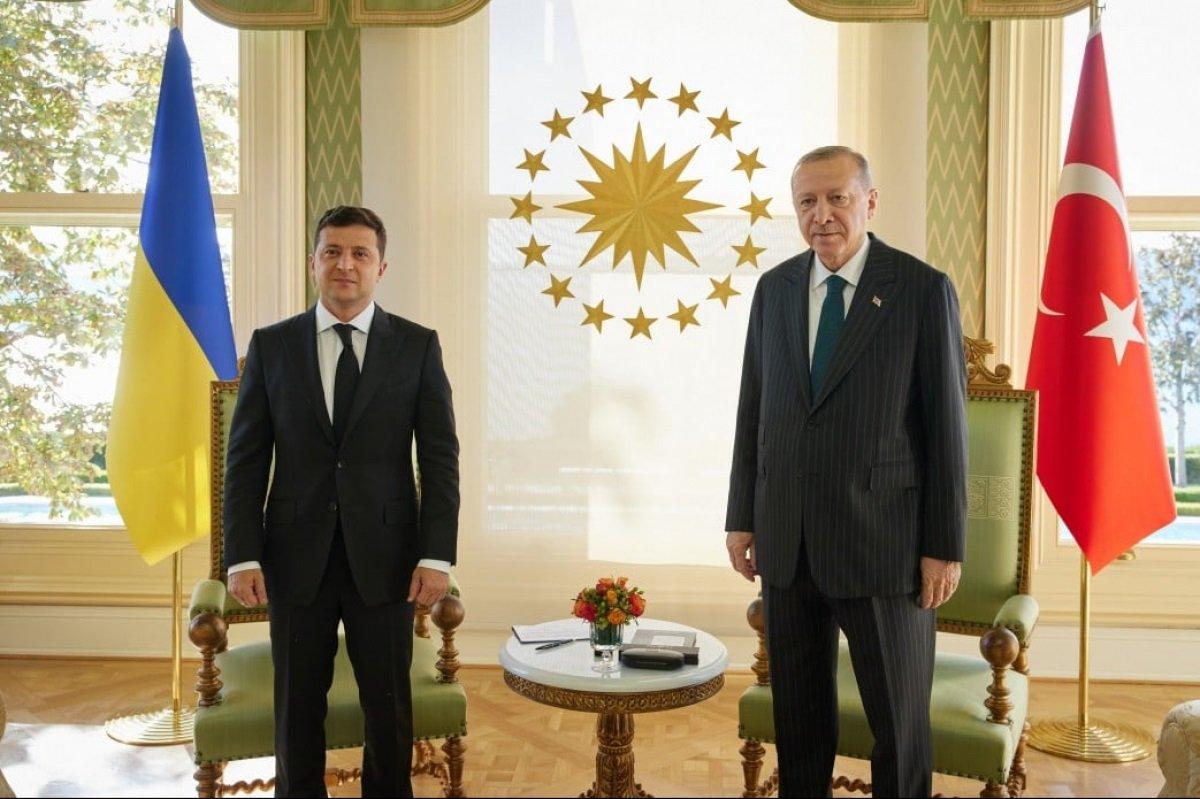 Украина и Турция вместе отвоюют Крым: о чем Зеленский договорился с Эрдоганом