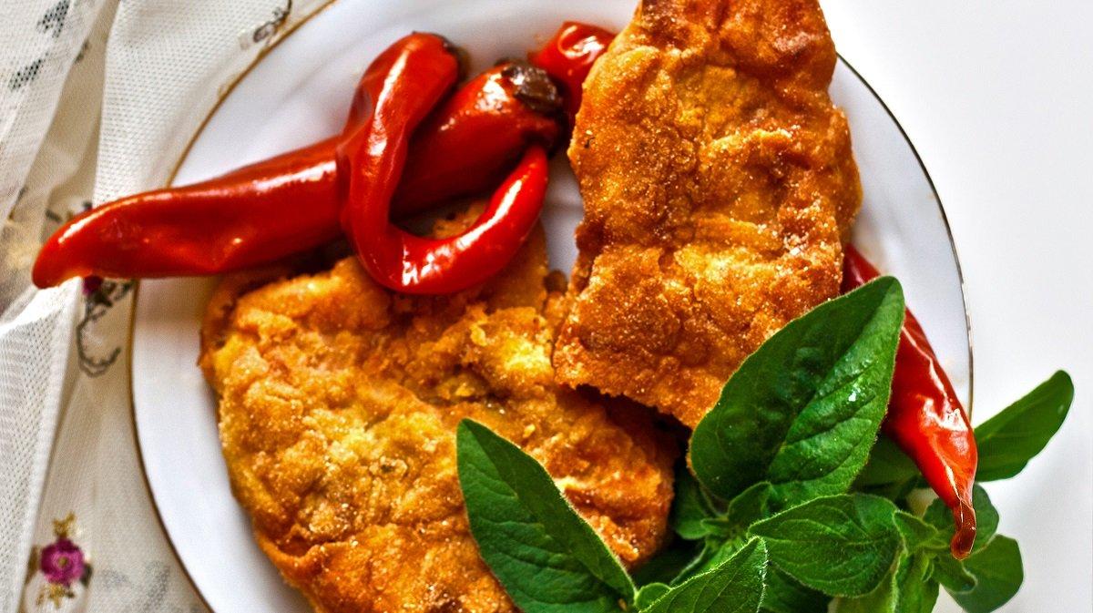 Смажена риба з золотистою скоринкою: секрети приготування від шеф-кухаря