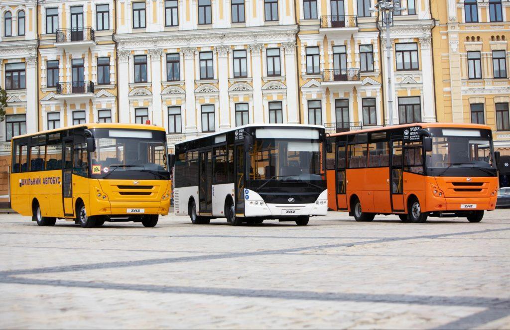 ЗАЗ будет продавать новые автобусы в Европу