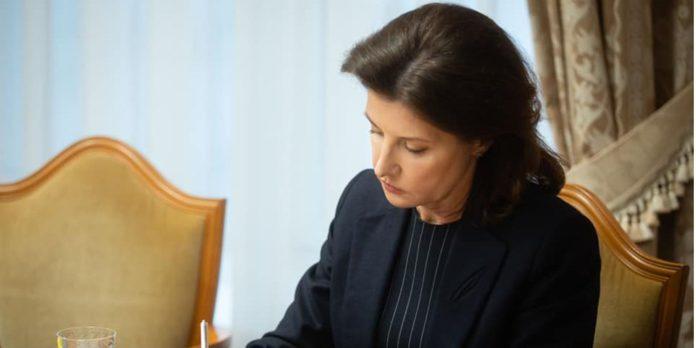 Марина Порошенко усомнилась в способности власти провести местные выборы