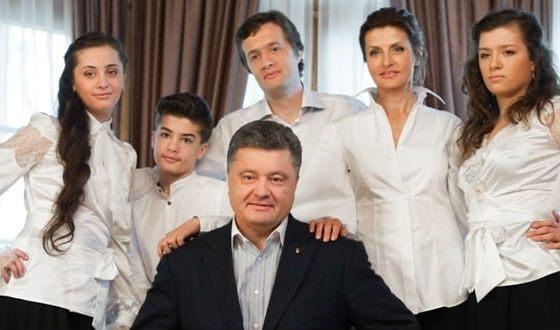 Марина Порошенко рассказала, почему ее дети говорят на русском языке
