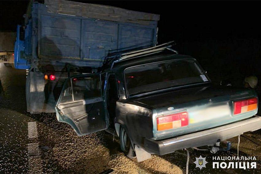 На Хмельниччині в ДТП із вантажівкою загинула сім'я: подробиці моторошної аварії
