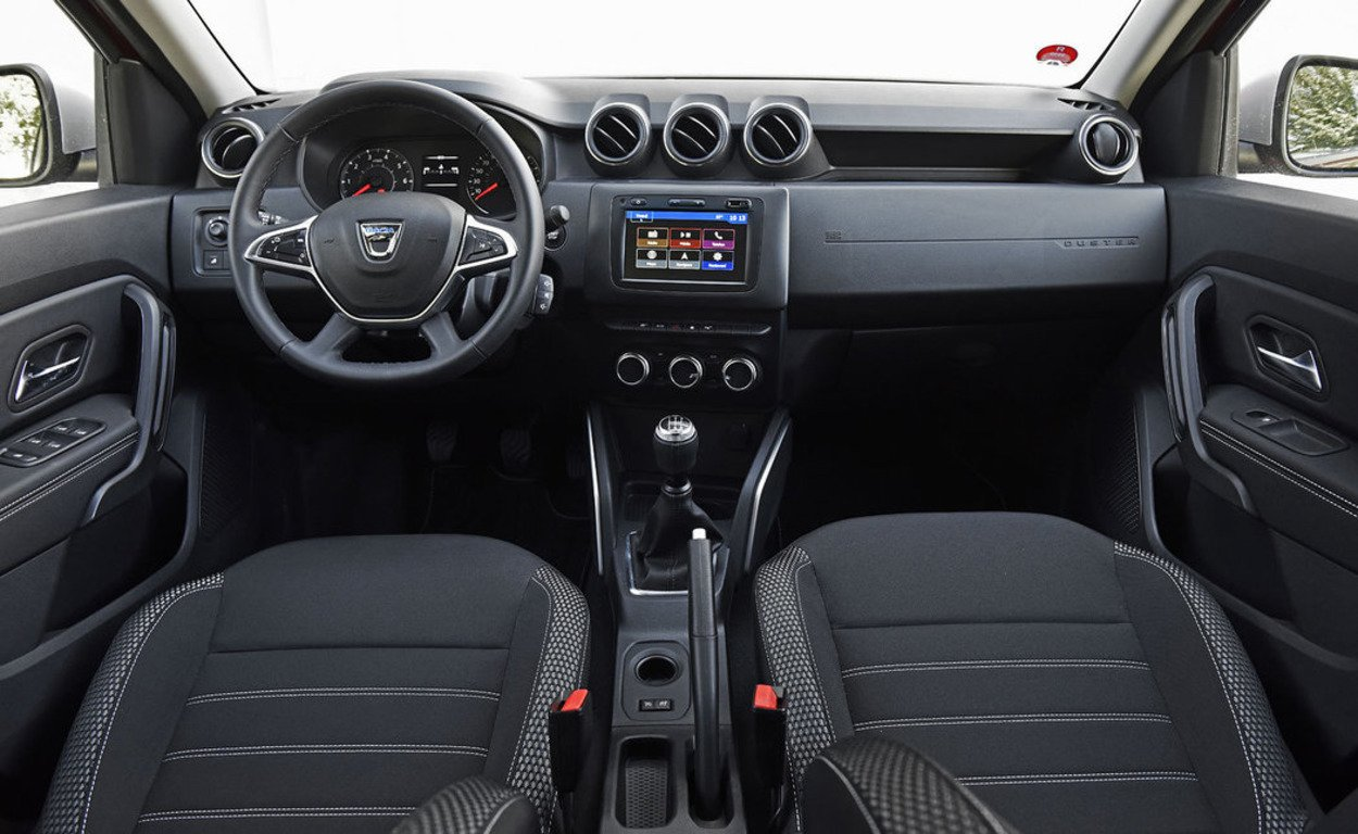 Dacia Duster может лишиться полного привода