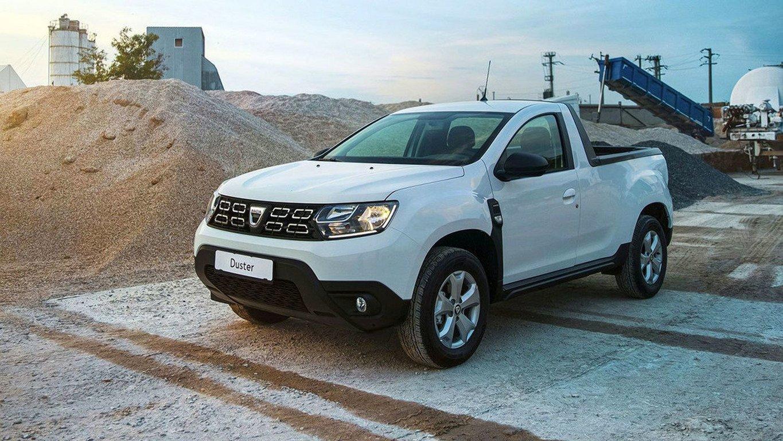 Renault почав продавати новий пікап Duster