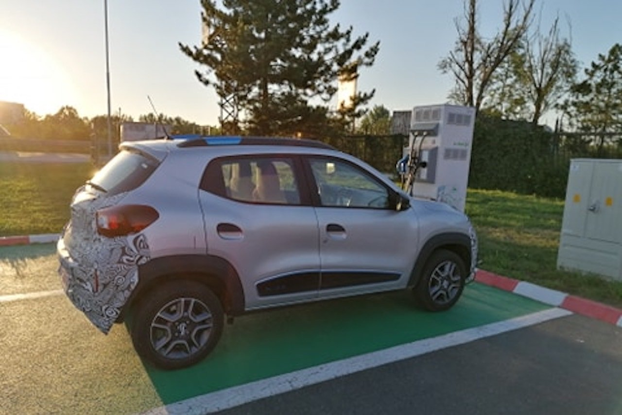 Электрокроссовер Dacia за 10 000 евро официально представили