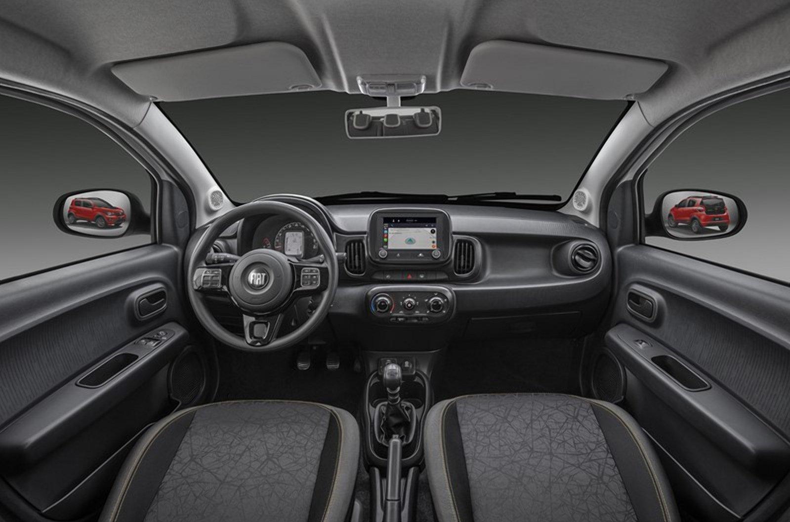 Fiat представив автомобіль за сім тисяч доларів