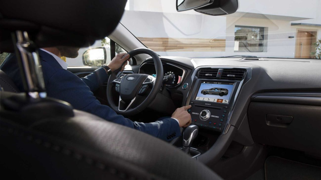 Ford Mondeo попрощался с бензиновыми двигателями