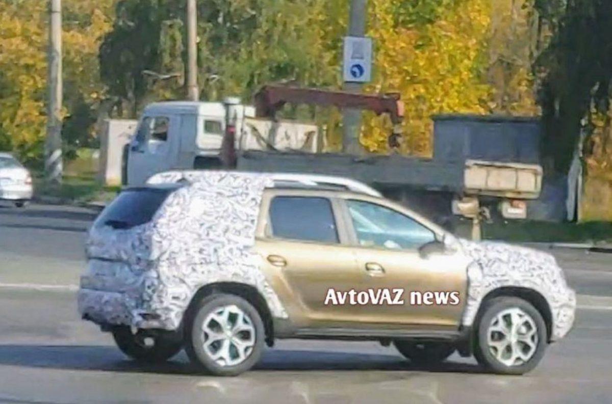 Renault почав тестувати новий Duster: в мережу злили фото