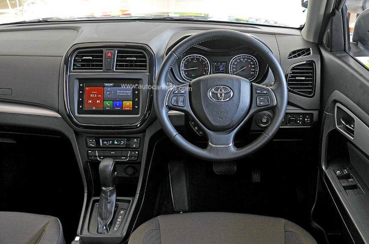 Toyota начинает продавать новый кроссовер за 11 300 долларов