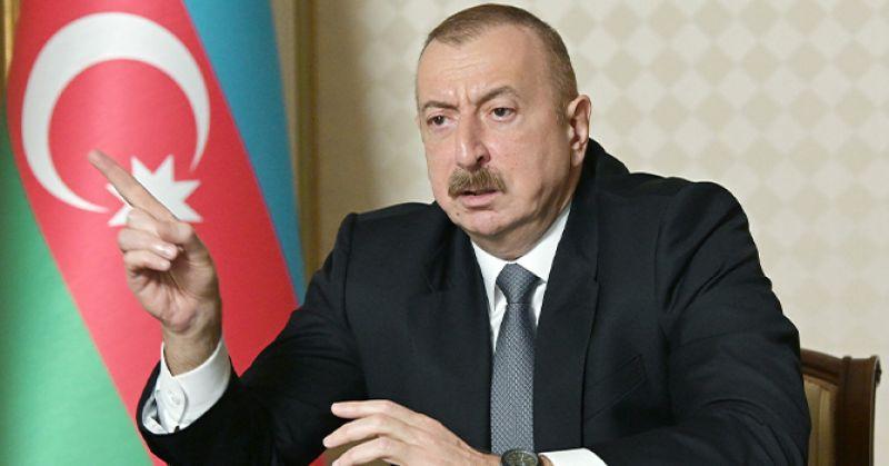 """Президент Азербайджана Алиев объявил войну с Нагорным Карабахом до победного конца:  """"Сколько мы должны терпеть?"""""""