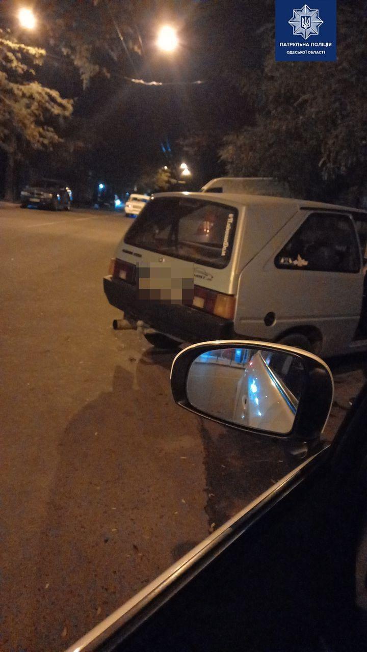 В Одессе автомобиль сбил на дороге  полуторагодовалого  ребенка: подробности ДТП
