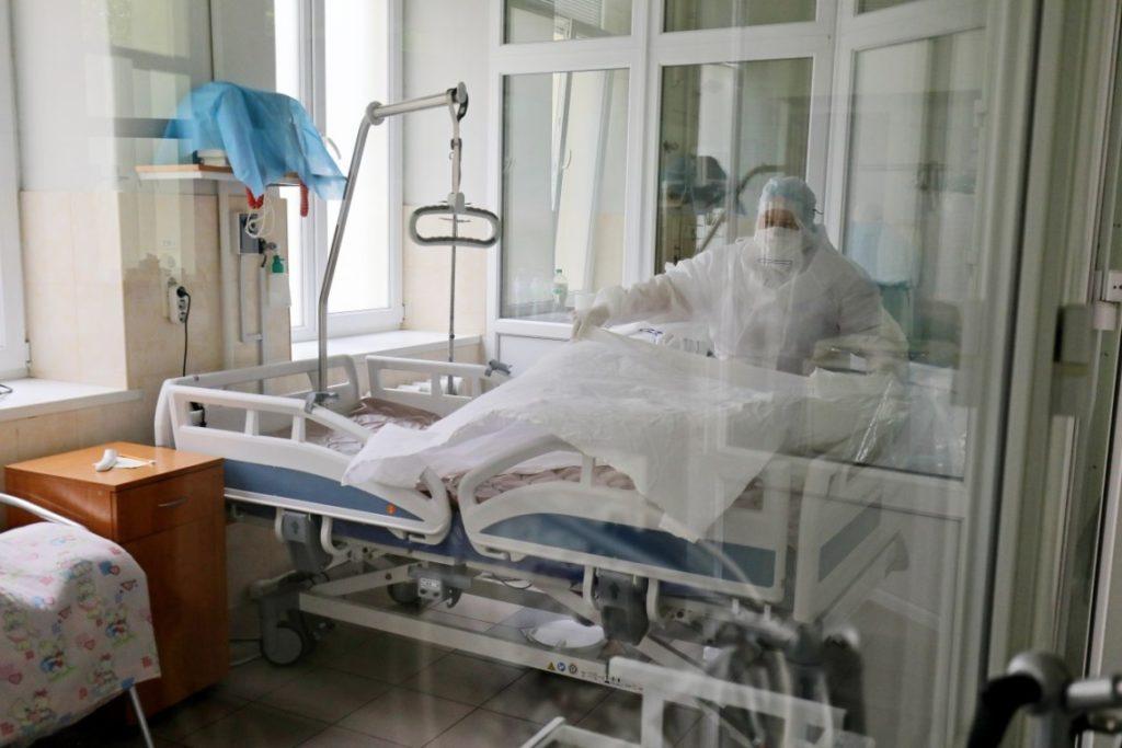 В Україні зафіксовано рекорд смертності від коронавіруса