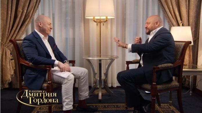 """Добкин рассказал Гордону, как Янукович давал деньги националистам из """"Свободы"""""""