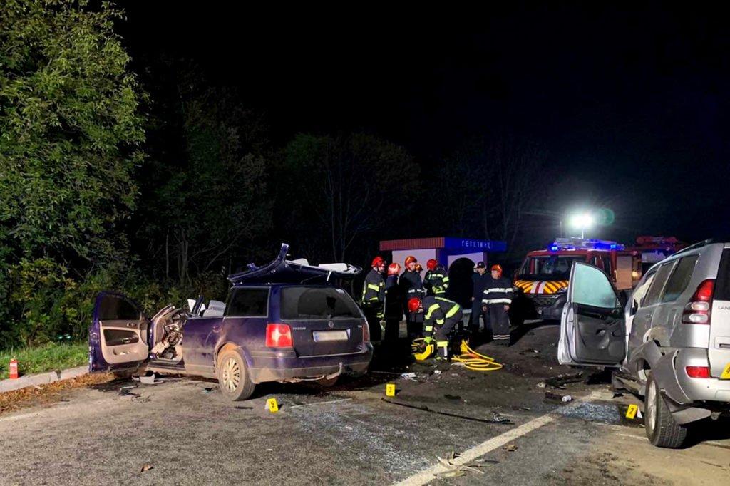 ДТП під Хмельницьким за участю прокурора: зустрічний автомобіль не залишив людям шансів