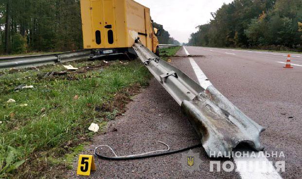 Загинув у свій день народження: летальна ДТП на Рівненщині (відео)